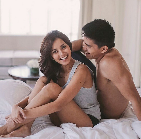 Bianca Gonzalez and JC Intal's Prenup Photos and Video