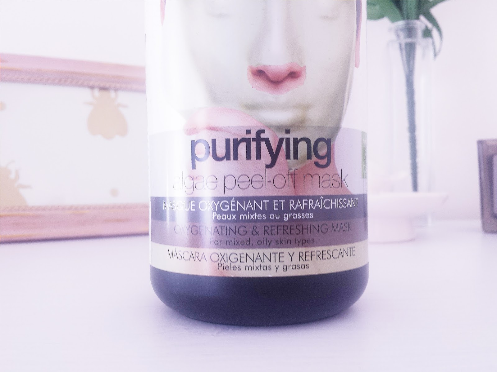 Casmara Cosmetics Algae Purifying Peel Off Face Mask