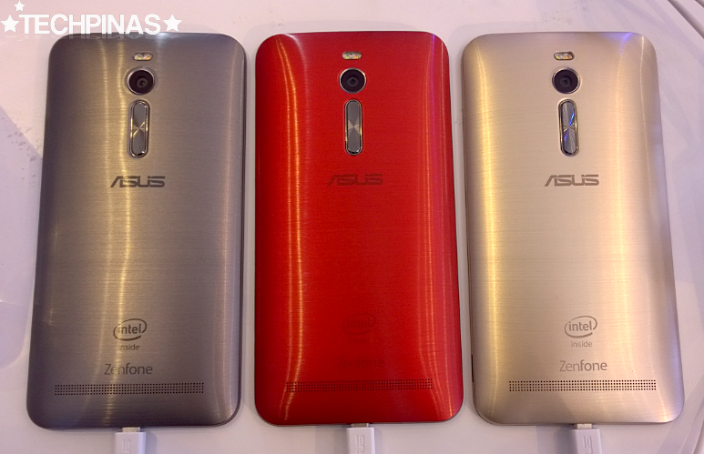 Asus ZenFone 2 ZE500CL vs ZE551ML