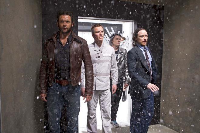 """Mercurio en """"X-Men: Días del Futuro Pasado"""""""