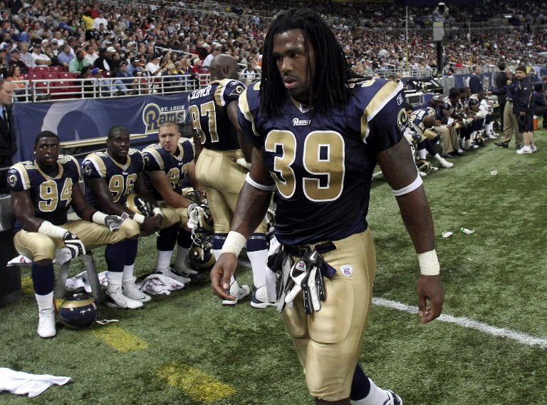 Rams Refute Steven Jackson Trade Rumors