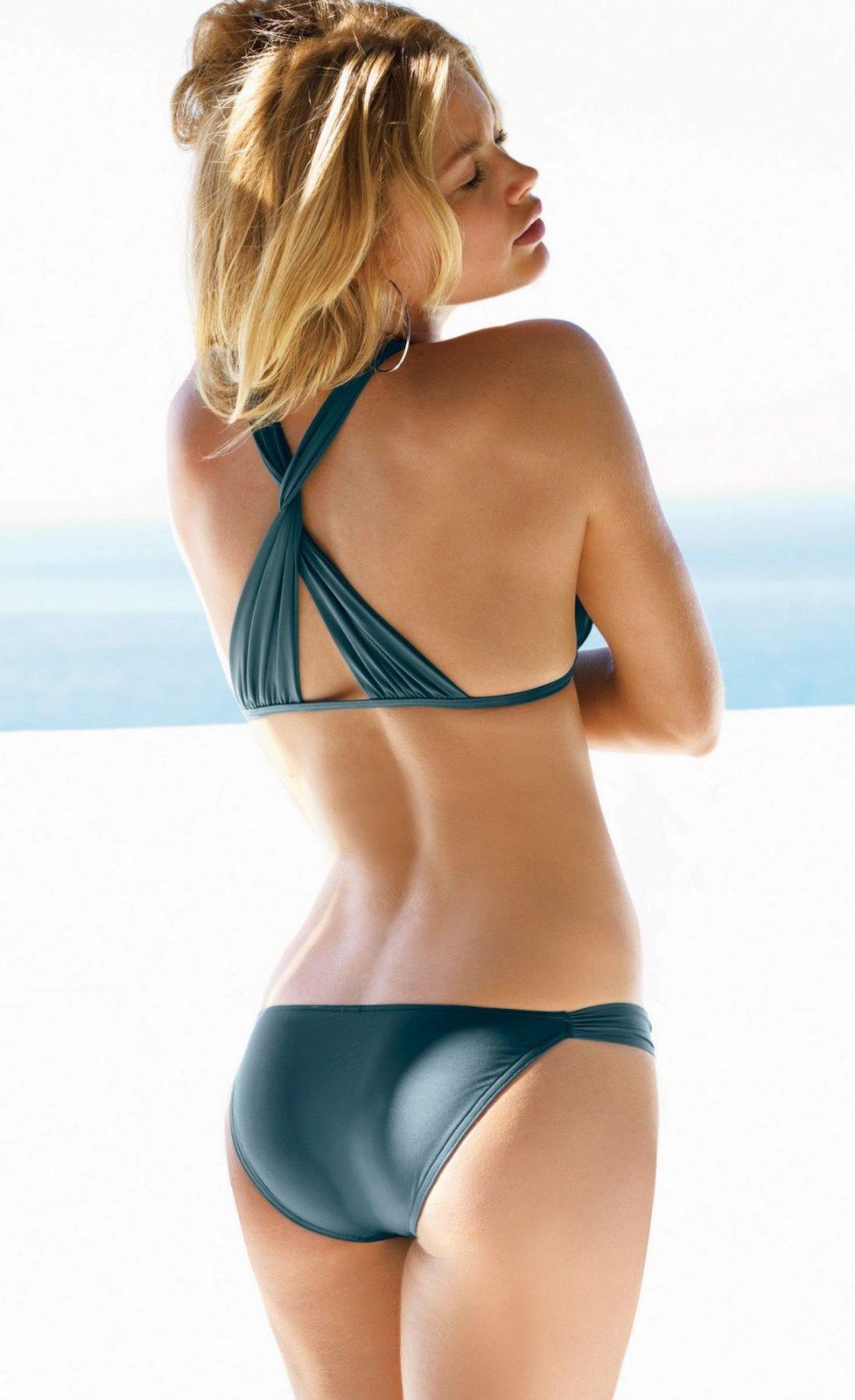 Kroes pic doutzen bikini