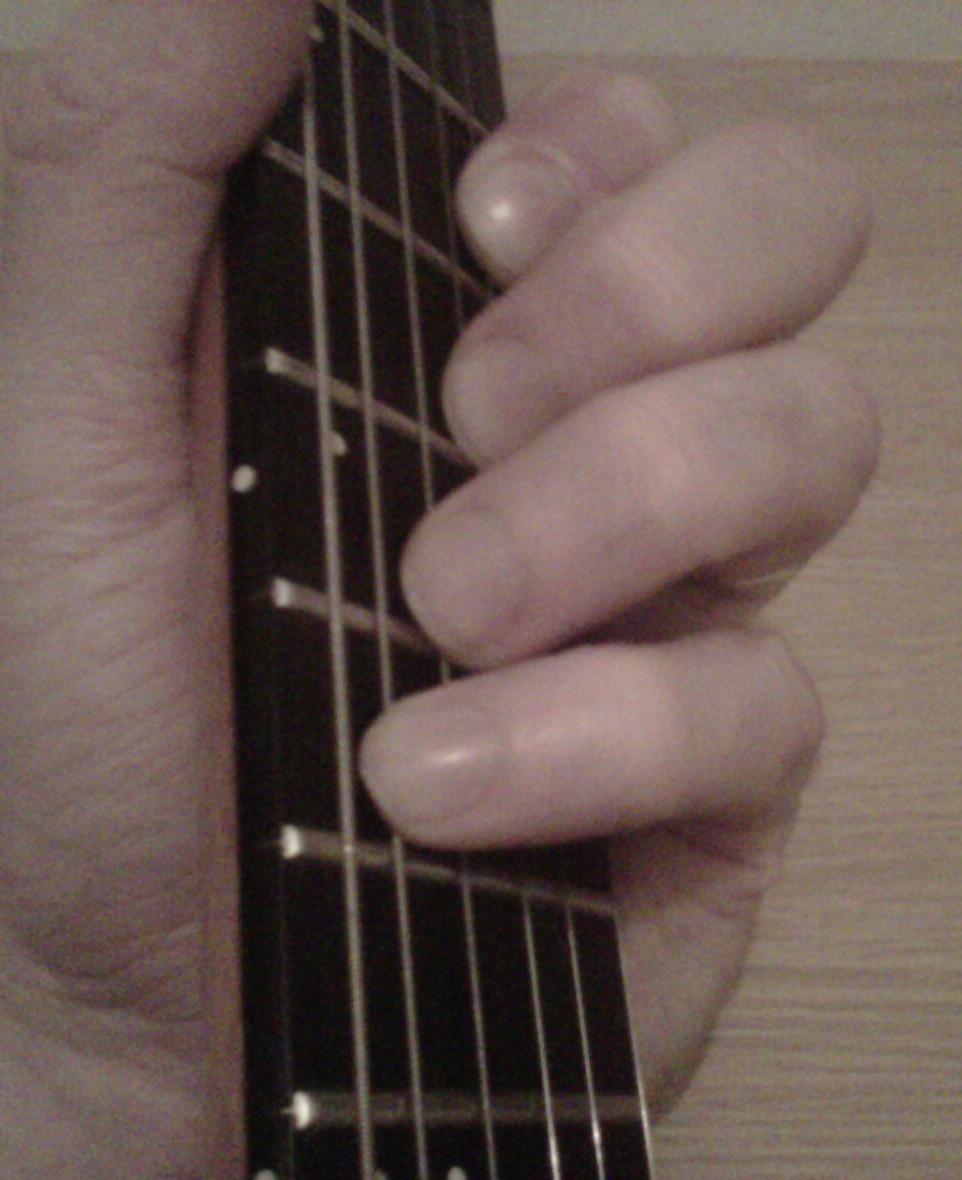 A New Guitar Chord Every Day Em Major9 The James Bond Spy Chord
