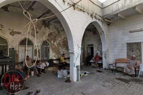 Warga Muslim Gaza mengungsi di Gereja Ortodoks Yunani 21