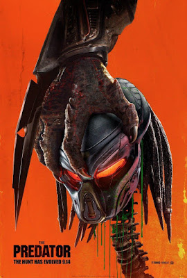 The Predator 2018 DVD R1 NTSC Latino