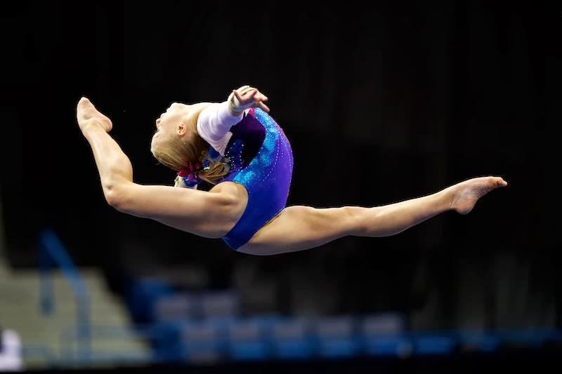 Beautiful Gymnastics: October 2013