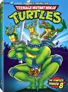 Teenage Mutant Ninja Turtles : Season 8