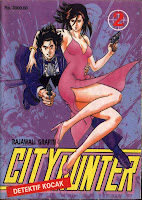 Free Download Ebook Gratis Komik City Hunter Indonesia Lengkap