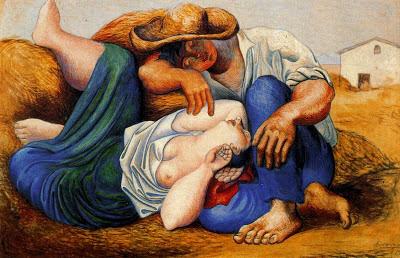 La siesta de Picasso