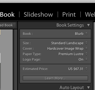 Blurb® Bookmaking Tools