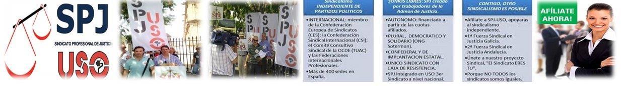 Sindicato Profesional de Justicia ANDALUCIA