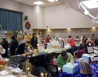 2011 Holiday Craft Fair West End Community Centre