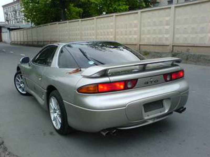 Automotive database mitsubishi gto 1998 mitsubishi gto rear view fandeluxe Choice Image