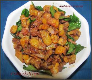 Aratikaya fry