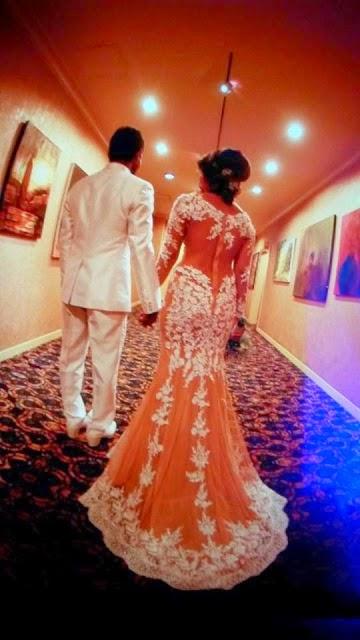 Bhagya Hettiarachchi's Wedding