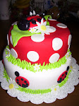 Lady Bug Cake