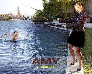 Amy Smart Fishing
