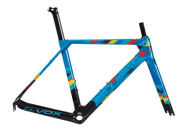 Una bici perfectamente equilibrada, en la cual se conjugan detalles tan importantes, como aerodinámica, peso, rigidez y comodidad del ciclista.
