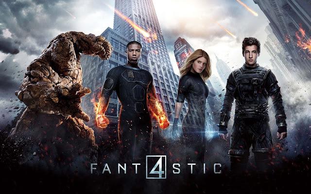 Quarteto Fantastico 2015