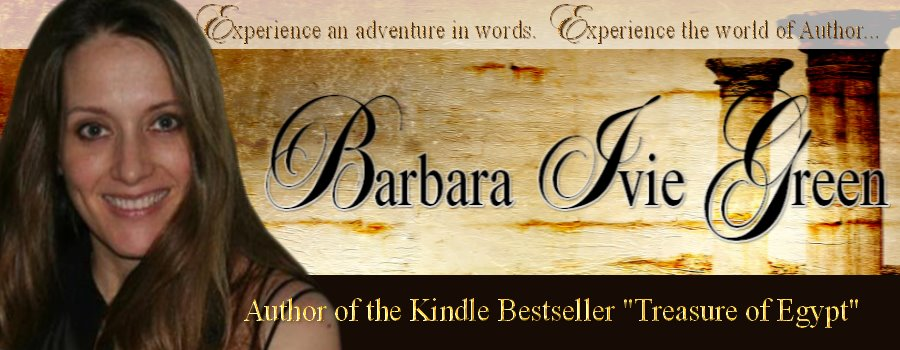 Barbara Ivie Green Author Spotlight