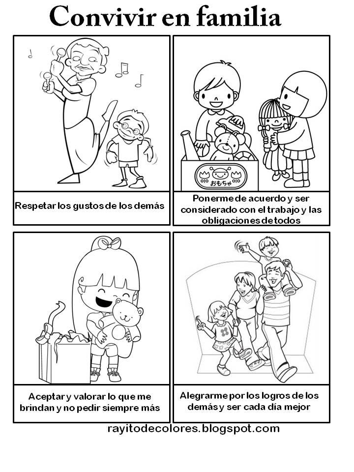 Dibujos Para Colorear De La Regla