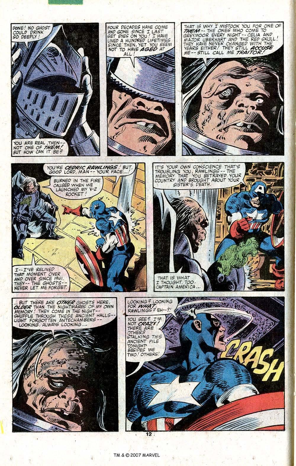 Captain America (1968) Issue #256 #171 - English 14