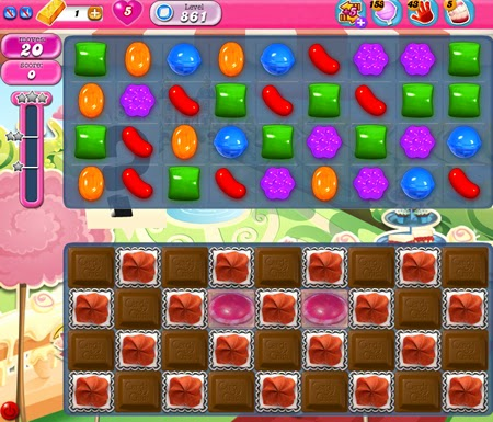 Candy Crush Saga 861