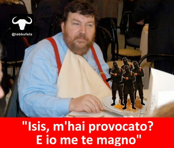 Giuliano Ferrara, ISIS