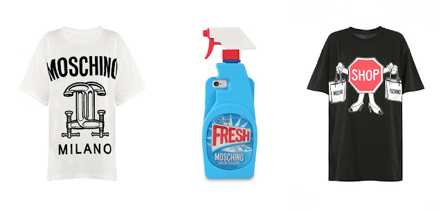 Moschino Spring 2016 Capsule Collection Now Available!
