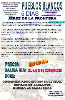 Viaje a los Pueblos Blancos, Jerez de la Frontera