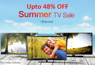 Summer TV sale : Philips, Panasonic, LG, Micromax at upto 48% Off