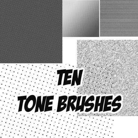 http://greenliquidbrain.deviantart.com/art/10-tone-brushes-87840246