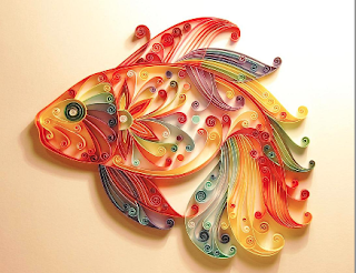 Quilling as A Craft Form