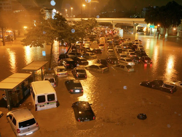 EDUARDO PAES ESTÁ CERTO... SOMOS UM RIO #chuvarj