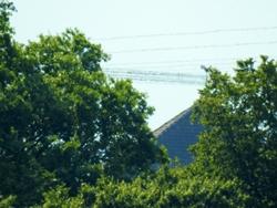 Dach mit Coolpix P900...
