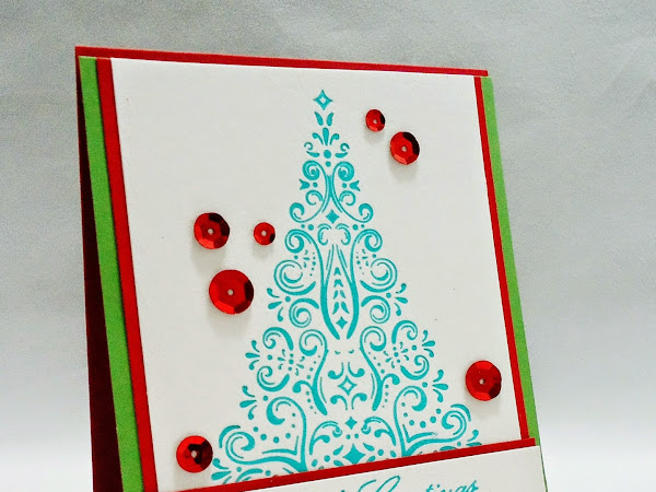 Holidays cards and layout