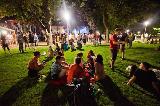 Etnofest 2013 - Velika terasa Palić - foto Nikola Lučić