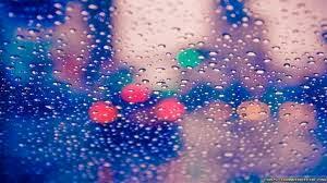 Gambar Wallpaper Hujan Romantis Badai Asmara Lautan Cinta