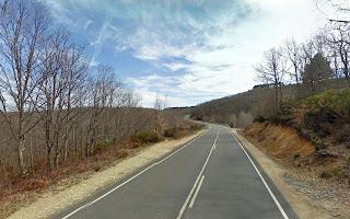 Carretera SA 205