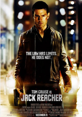 Jack Reacher 3D TV