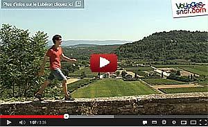 Le Lubéron - Les villages perchés et le Colorado Provençal.