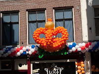Koninginnedag - Queen's Day - Amsterdam
