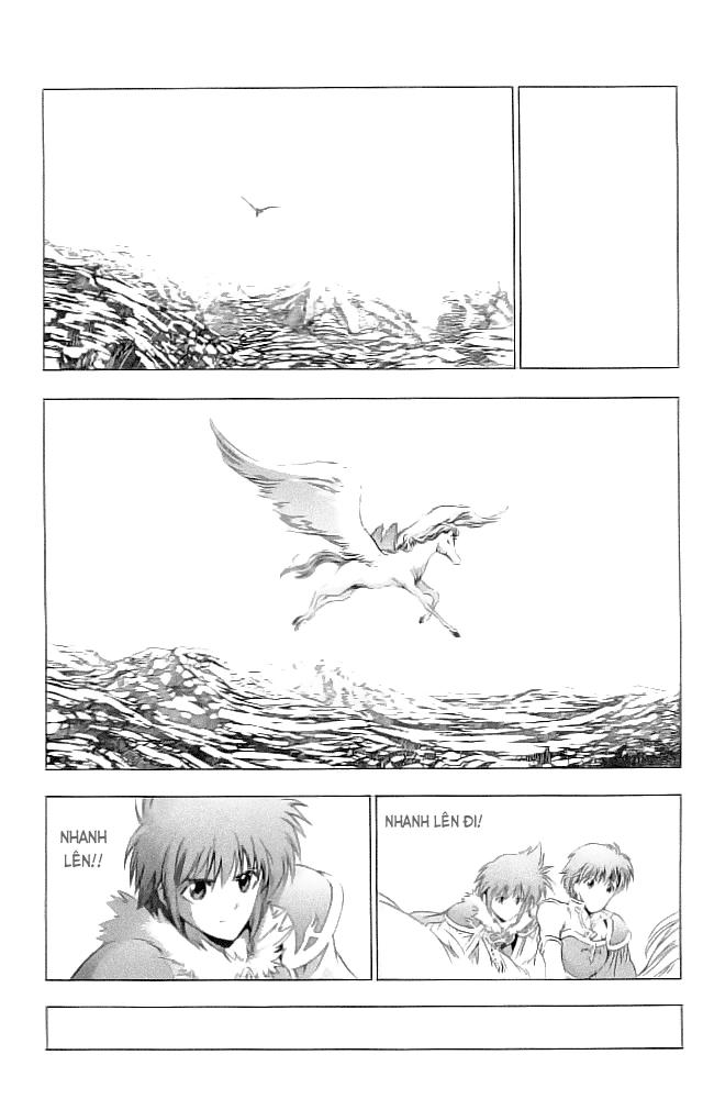 Fire Emblem-Hasha no Tsurugi chap 36 - Trang 17