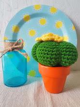 Cactus a crochet