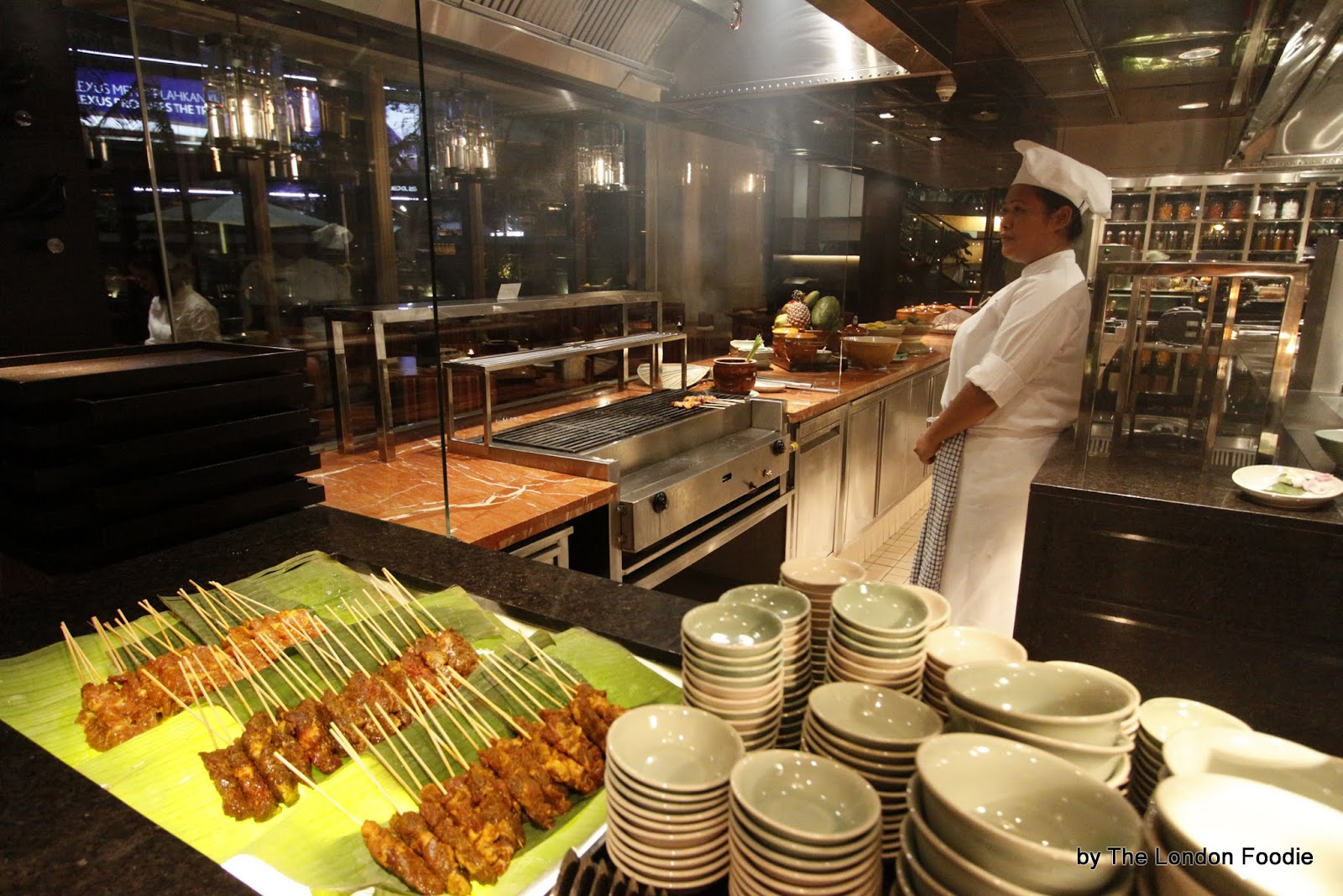The london foodie the london foodie goes to malaysia for 5 star indian cuisine