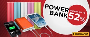 Promo Power Bank