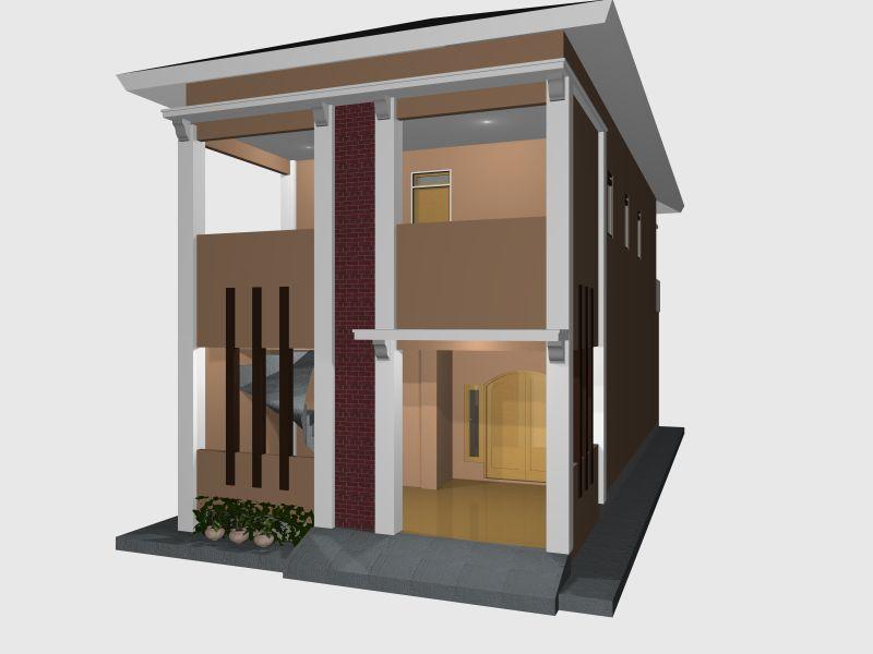 Design Interior Apartment Di Jakarta