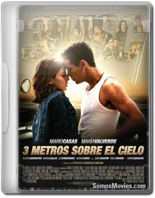 3 Metros Sobre el Cielo DVDRip 2012 español latino Poster+3+metros+sobre+el+cielo