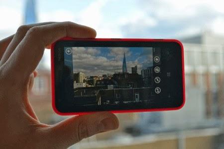 Nokia lumia 620 Camera