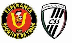 Tunisie : Ligue 1 EST vs CSS